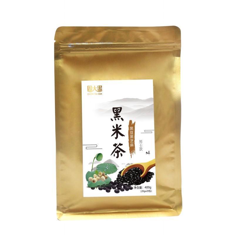 【男士专享】黑豆黑芝麻黑米茶 养生茶400克
