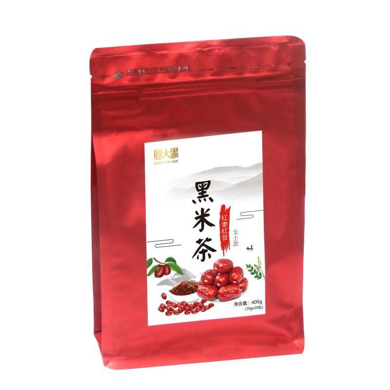 【女士专享】黑米红豆红枣茶 养生茶400克