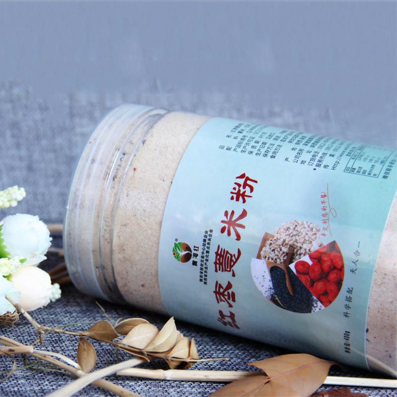 陕北红枣薏米粉 代餐粉五谷杂粮现磨营养早餐