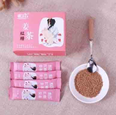 徽济堂 红糖小姜茶120克 养生茶