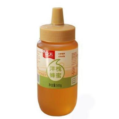 陕西洋槐蜂蜜 秦岭自然成熟蜜 尖嘴装500g