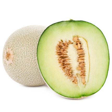 海南哈密瓜新鲜当季水果脆甜翠柔网纹蜜瓜 5斤装